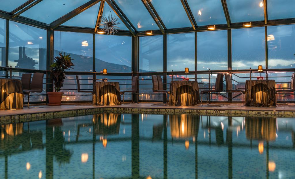 Pool bar - Hotel Arka