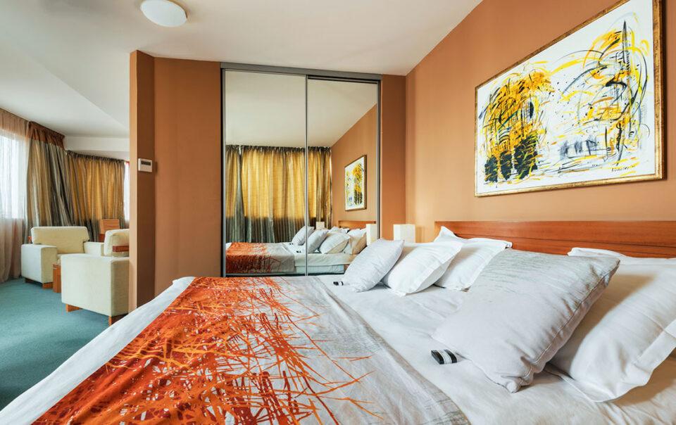 Junior Suite - Hotel Arka