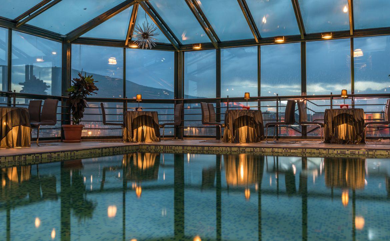 Hotel Arka Panoramic Bar